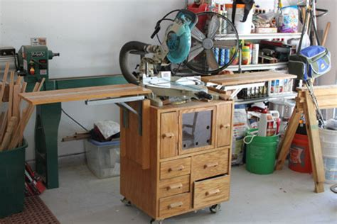 woodworking plans miter  station wooden frame