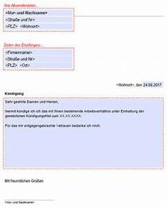 Resturlaub Kündigung Berechnen : arbeitsvertrag k ndigen durch arbeitnehmer kostenlose ~ Themetempest.com Abrechnung