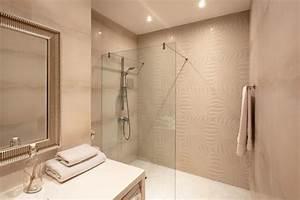 Exemple Petite Salle De Bain : modele petite salle de bain avec douche 3 douche salle ~ Dailycaller-alerts.com Idées de Décoration