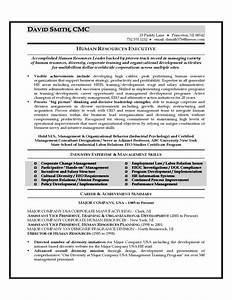 sample resume of human resources executive free download With human resources executive resume