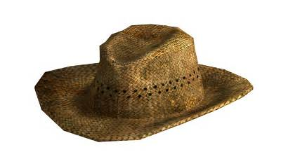 Hat Cowboy Cattleman Fallout Transparent Clipart Straw