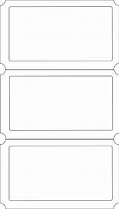 Blank Lottery Ticket Clipart - Clipart Suggest