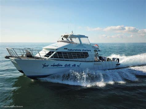 Catamaran Yacht Builders by Batavia Boat Builders Aluminium Catamaran Commercial