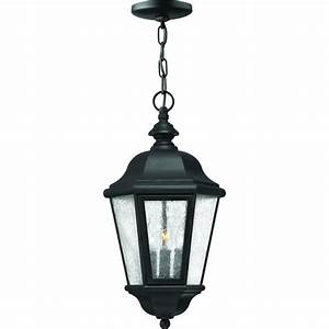 Hinkley lighting edgewater three light inch outdoor
