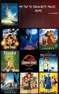 My Top 10 Favorite Movies By Morgan Michele On Deviantart