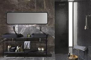 vintage yonoh designs a bathroom collection in its first With faience salle de bain grand format