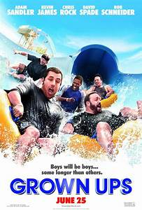Ric's Reviews: Film: Grown Ups