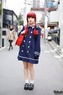 Japanese Street Harajuku Girls Fashion