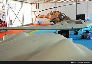 Simorgh: Iran's reproduced US sentinel spy drone RQ-170 ...