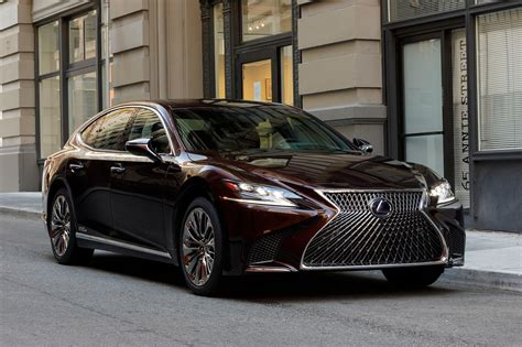 Lexus Ls 2018 by 2018 Lexus Ls Reviews And Rating Motor Trend