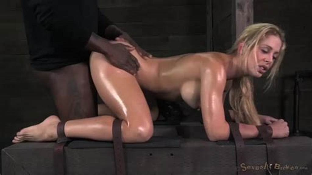 #Submissive #Bella #Rossi #Screams #In #Bdsm #Session