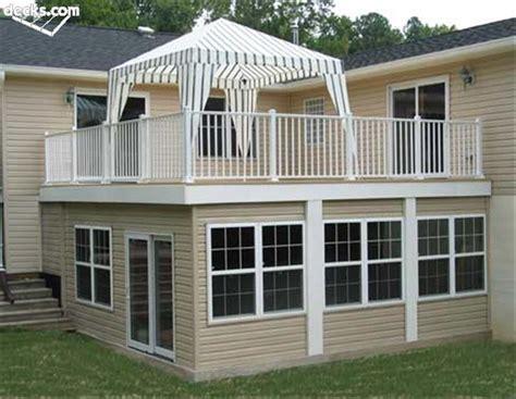 deck drainage systems decks