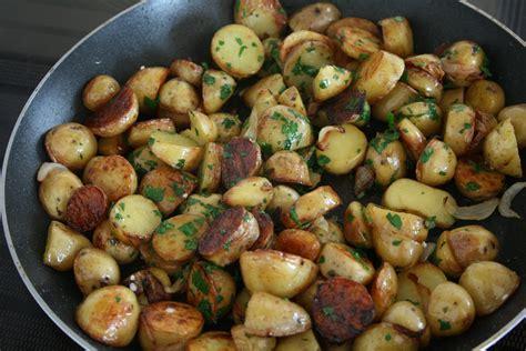 pommes de terre saut 233 es happy cooking