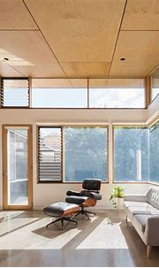 Mont Albert B&W House: Ben Callery Architects. | Plywood ...