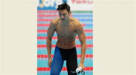 bentuk tubuh ideal atlet renang olimpiade rio yang bikin