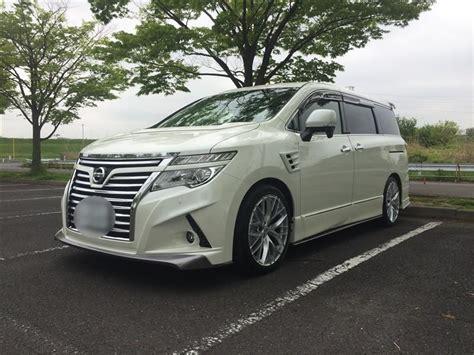 [日産 エルグランド]しげE52の愛車紹介   エルグランド, 日産 ...