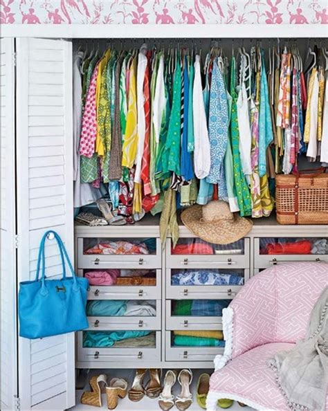 Colorful Closet by Pink And Turquoise Bedroom Contemporary S Room