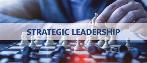 strategic leadership title