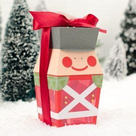 Free dxf files of christmas. Free SVG File - 12.01.12 - Toy Soldier Box | Free svg