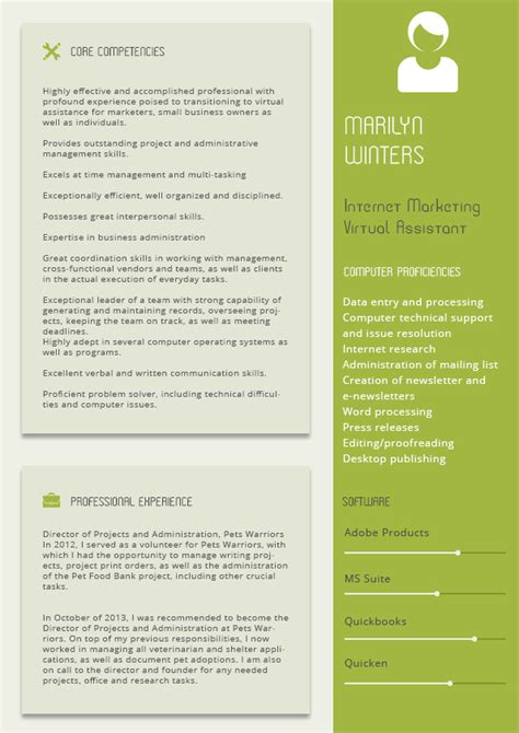 resume templates 2016 2017 that look great resume 2018