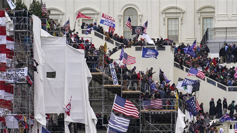 5 people died as Trump supporters rushed US Capitol; FBI ...