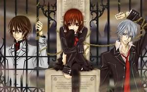 Vampire Knight - Yuki + Zero images Yuki + Zero wallpaper ...