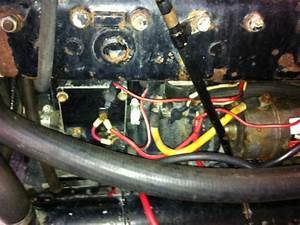 Mercruiser 470 Alternator Conversion No Start Wiring