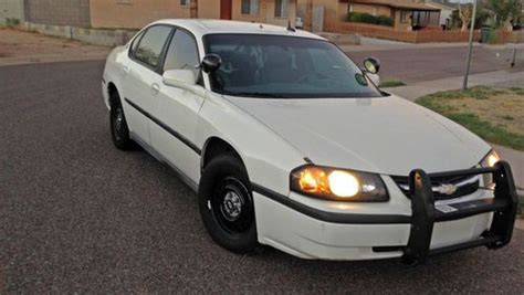 sell   chevrolet impala   police package