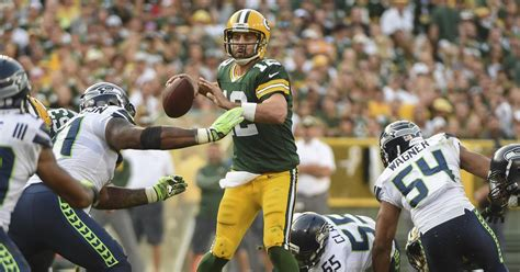packers  seahawks week   game time tvonline  odds  acme packing