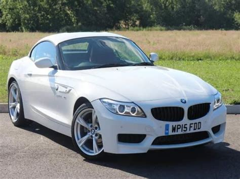 Used Bmw Z Series Z4 Sdrive18i M Sport Roadster For Sale