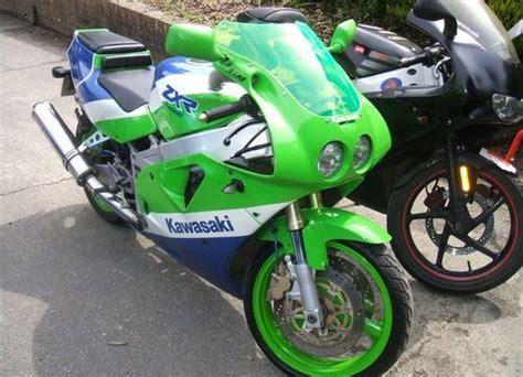 Kawasaki Zxr Motocycle Service Repair Workshop