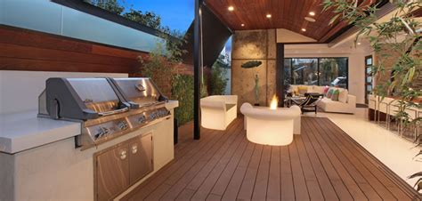 Backyard Built In Bbq by 10 Awesome Outdoor Bbq Areas That Will Get You Inspired