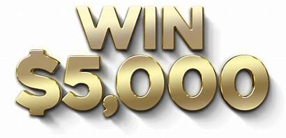Win 5k Play Sweepstakes Entry Winning