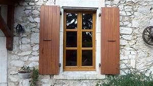 Isoler Fenetre En Bois : fen tre bois sur mesure par menuisier menuiserie salvi ~ Premium-room.com Idées de Décoration