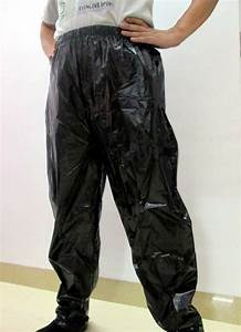 shiny glossy look sport trousers