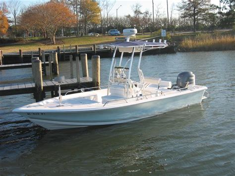 F Boat by F S Sea Pro Sv2100 Bay Boat Sold The Hull