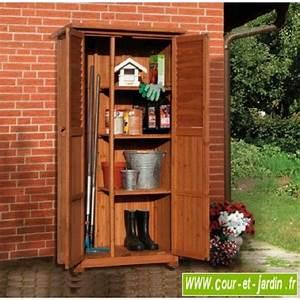 Armoire De Terrasse : armoire de balcon armoire pour balcon meuble rangement de balcon ~ Farleysfitness.com Idées de Décoration