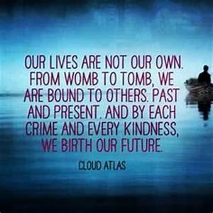 Cloud Atlas Quo... Atlas Movie Quotes