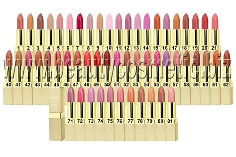 Golden Rose Ultra Rich Color Lipstick, Beautycosmetic