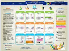 Secretaría de Educación oficializa el calendario escolar