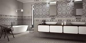 serie orly realonda fabricacion ceramica With carrelage salle de bain vintage