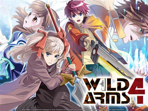 rpg land wild arms  wallpapers