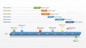 powerpoint milestone template office timeline milestone With milestone chart templates powerpoint
