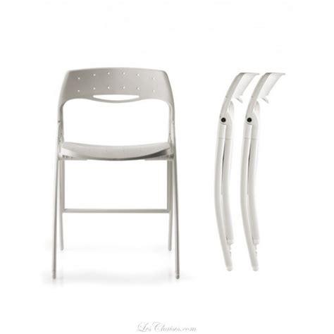 chaise pliante blanche pas cher chaise design pliante pas cher arcochair et chaises
