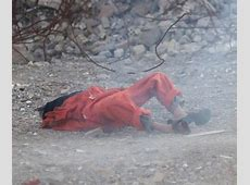ISIS video show executions of six 'spies', including man