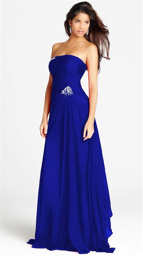 bridesmaid dresses in royal blue royal blue dress 4 royal blue dress trends fashion since the 2013