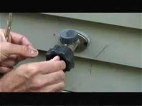How To Replace A Frost Free Hose Bib