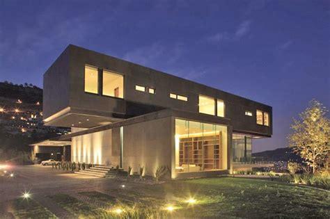 luces de piso  fachadas minimalistas interior