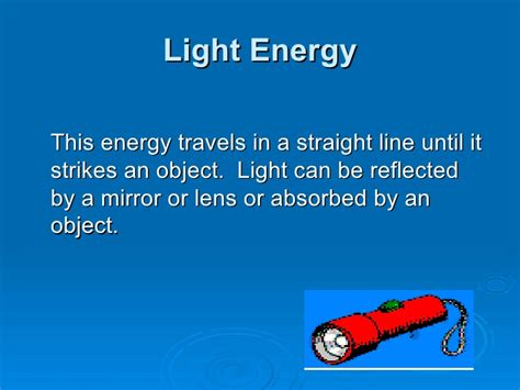 light energy definition energy what every 5th grader should