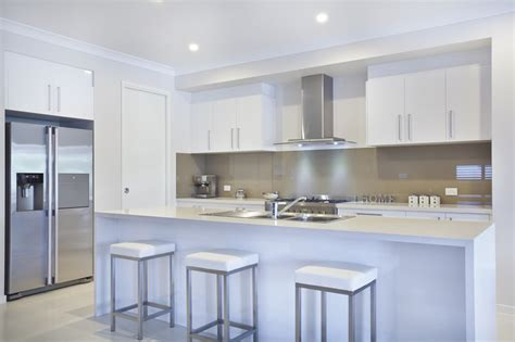 modern kitchen white cabinets 35 beautiful white kitchen designs with pictures 7747
